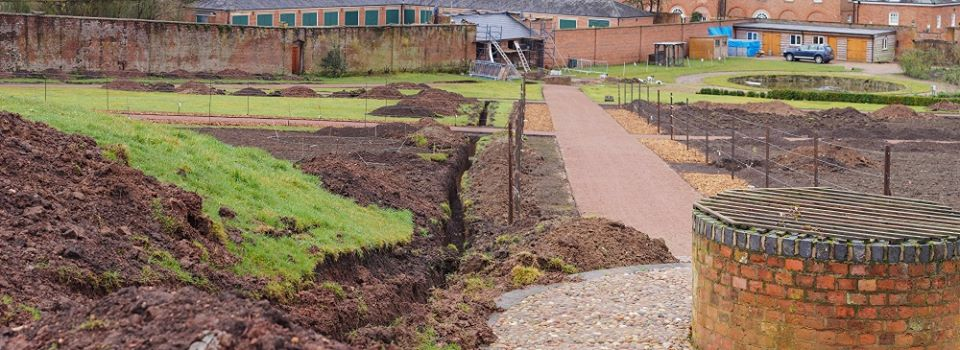 Irrigation system 1