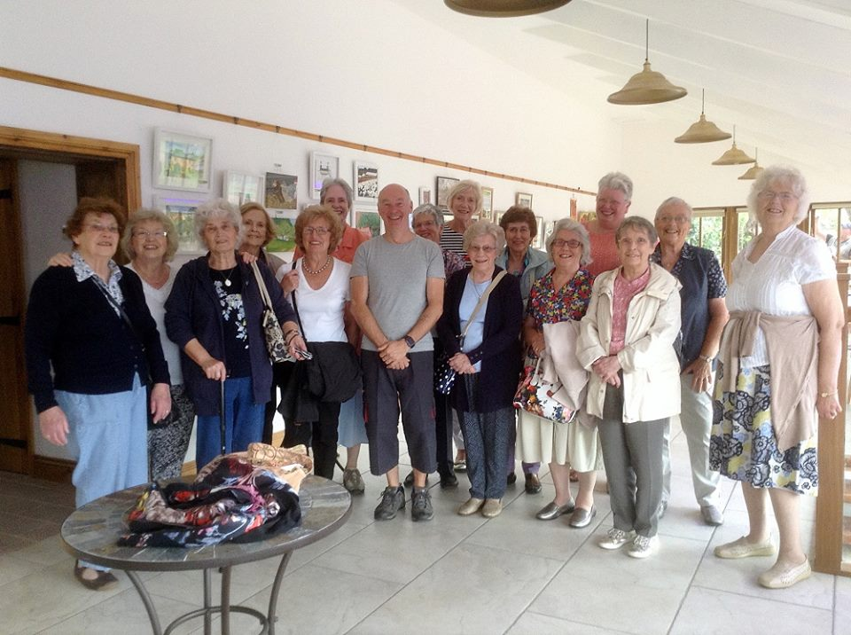 Saltmarshe and District WI