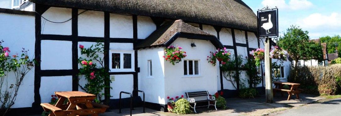 Swan Inn Birlingham