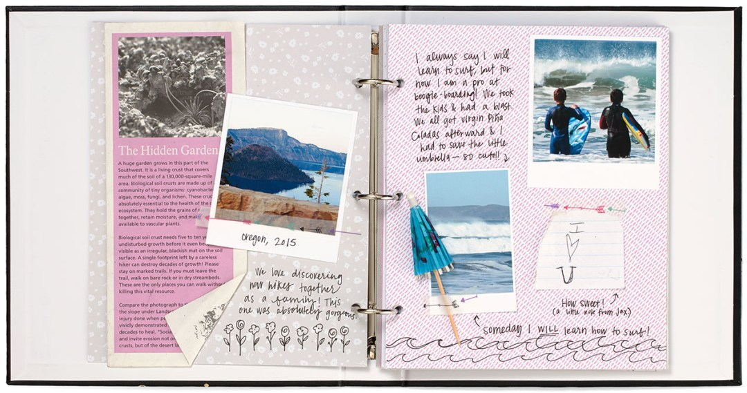 planner crush pages
