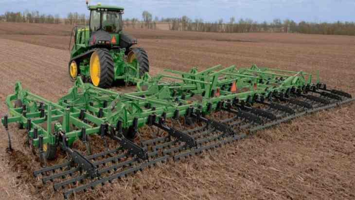 tillage to improve soil