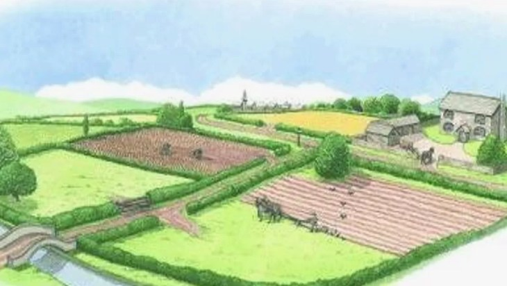 how did the enclosure movement change agriculture in england