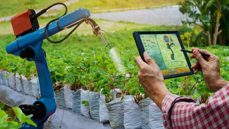 Ai And Nanotech Could Help Address Global Food Security Issues
