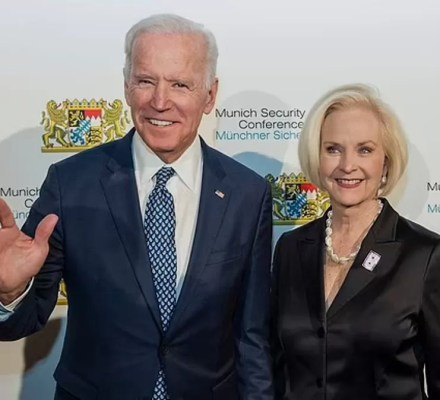 Cindy Mccain Named As Biden's Representative To The UN Food And Agriculture Agencies