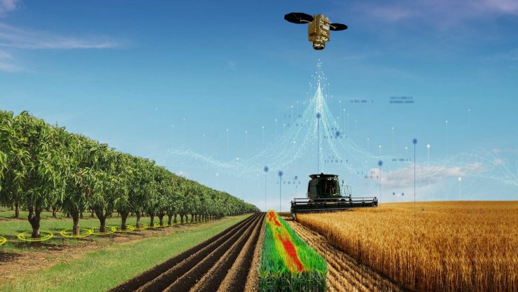 SpaceJLTZ Announced To Use Terrastream's Hyperspectral Data For Precision Agriculture