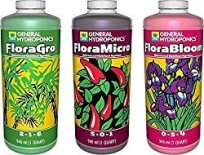 Indoor Growing Supplies, Neutrients