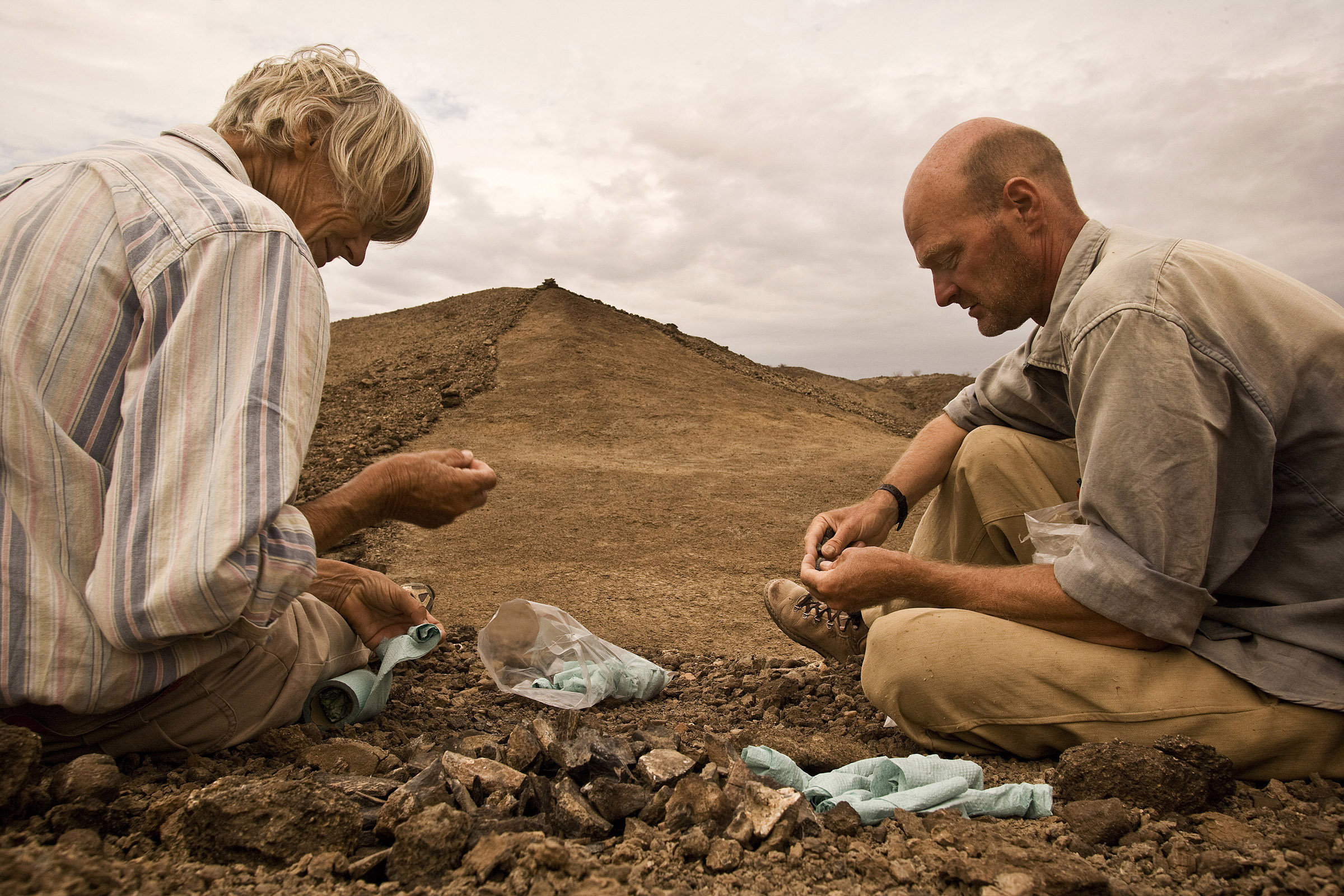 Multiple Lines Of Early Humans Coexisted In Africa Study Suggests
