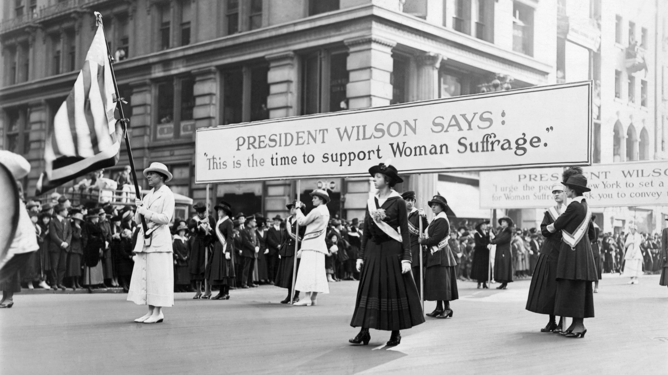 American Women S Suffrage Came Down To One Man S Vote