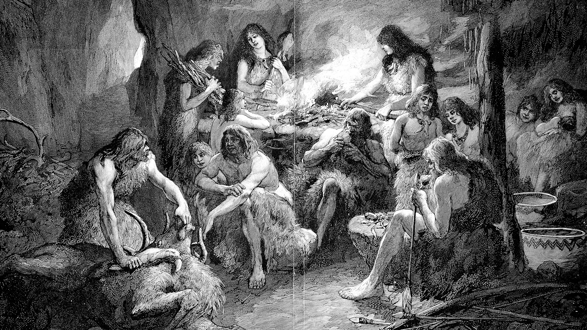 9 Ways Stone Age Human Ancestors Were Like Us