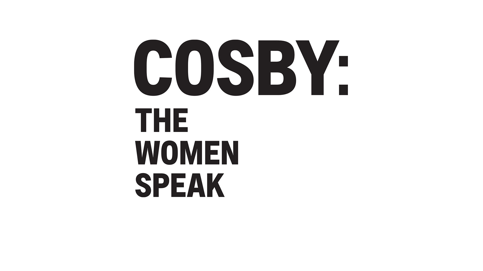 Cosby The Women Speak Full Episodes Video Amp More