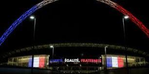 hommage foot Paris 2015