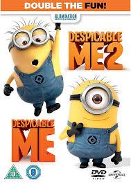 Despicable me 1 & 2