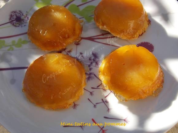 Mini tatins aux pommes DSCN1231