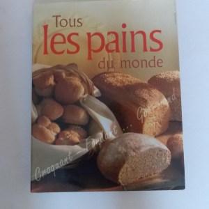 Livre Tous les pains du monde DSCN3324