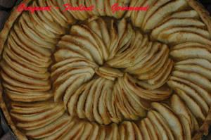 Tarte aux pommes - 032