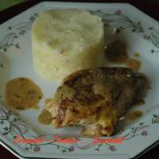 Poulet à la moutarde -janvier 2009 062 copie