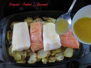 Dos de cabillaud et saumon à l'orange -fevrier 2009 053 copie