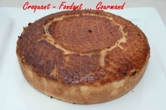 Gâteau à la confiture de cerise noire- avril 2009 127 copie