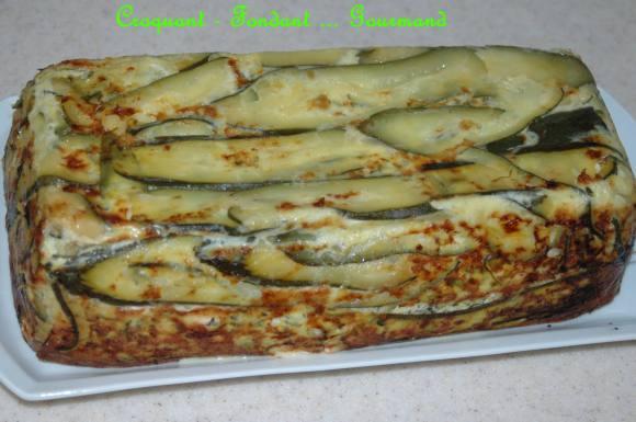 Terrine de courgettes au poulet & à l'origan - juin 2009 058 copie
