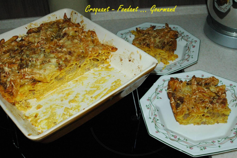 Gratin de pâtes au safran - aout 2009 047 copie