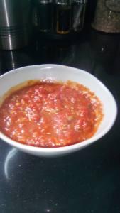 Coulis de tomate à vous de jouer Régine Auffret IMG_20170726_115216