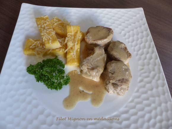 Filet Mignon en médaillons P1020510