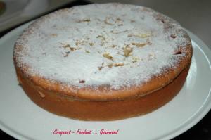 Gâteau moelleux aux cerises - novembre 2009 015 copie