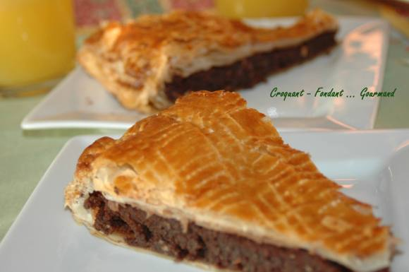 Galette au chocolat - DSC_2144