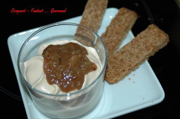 verrines de chantilly de foie gras - DSC_2352