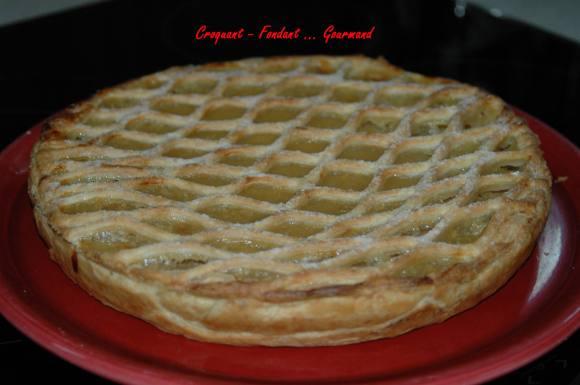 Tarte grillagée aux pommes - DSC_3059-566