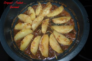 Panna cotta pralinée-pommes tatin - DSC_7371_5180