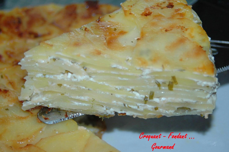 Gâteau de pommes de terre délicieux DSC_7472_5280 R