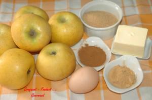 Feuilleté aux pommes flambées -DSC_0076_8074