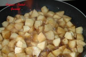 Feuilleté aux pommes flambées -DSC_0085_8082