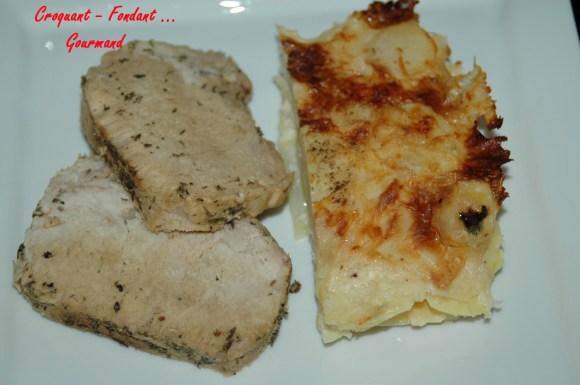 Filet de porc, sauce à la bière - DSC_8434_6190