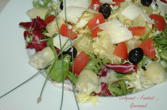 Salade de PDT au parmesan -DSC_1748_9674
