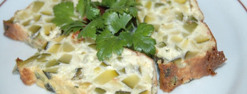 Terrine parmesane aux courgettes -DSC_2394_10556
