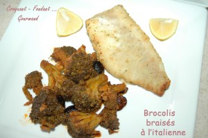 Brocolis braisés à l'italienne - DSC_3227_11421