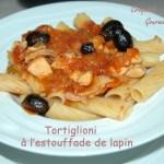 Tortiglioni à l'estouffade de lapin - DSC_3124_11319