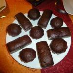 Muffins moelleux au chocolat à vous de jouer ma Lolo P1080843