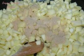 Gâteau de crêpes aux pommes et caramel de beurre salé -DSC_6157_14528