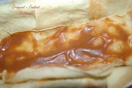 Gâteau de crêpes aux pommes et caramel de beurre salé -DSC_6177_14548