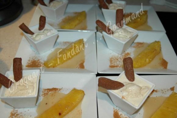 Ananas rôti et glace au pain d'épices -DSC_8154_16662