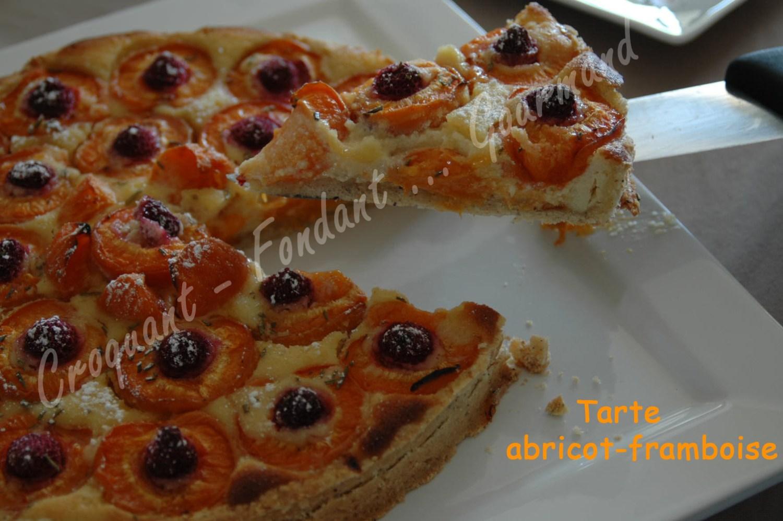 Tarte abricot-framboise - DSC_0016_18517