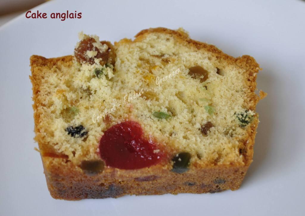 Cake anglais - _DSC0302