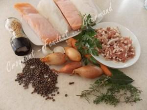 Salade tiède de lentilles et son duo de poissons DSCN7424_27568