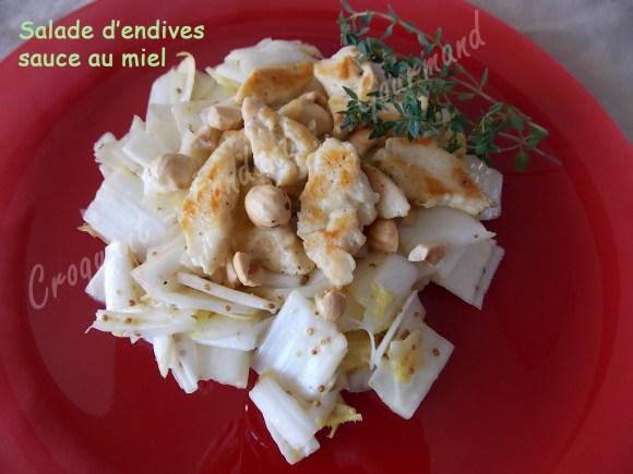 Salade d'endives, sauce au miel DSCN8999_29175