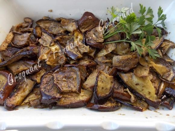 Aubergines grillées en salade DSCN0130_29668