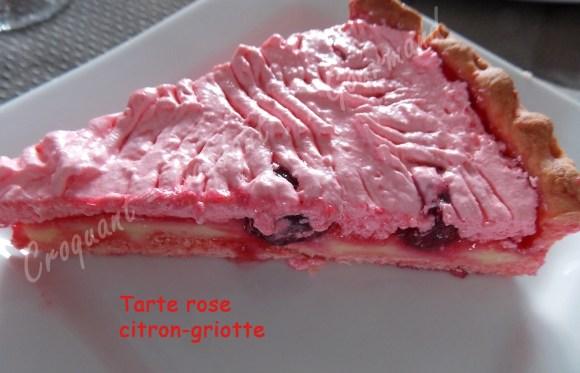 Tarte rose citron-griottes DSCN9267_29505