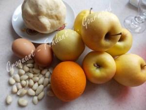 Tarte amandine aux pommes DSCN0517_30055